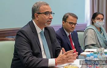 ЕАЭС и Индия обсудили перспективы развития отношений