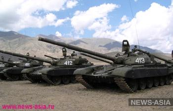 Россия и Таджикистан готовятся отражать террористические атаки