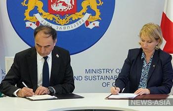 Таджикистан и Грузия подписали Соглашение о международном автомобильном сообщении