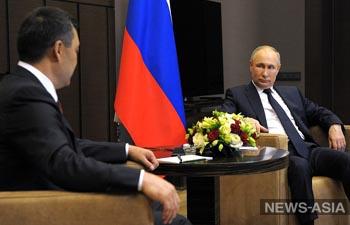 Россия поможет Кыргызстану и Таджикистану решить вопрос с границами
