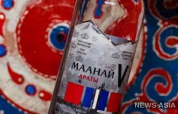 Китай начал покупать водку у Кыргызстана