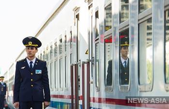 Туркменистан полностью возобновил железнодорожное сообщение по всей стране