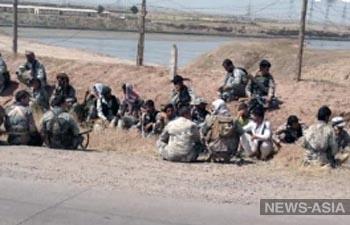 ГКНБ Таджикистана подтвердил захват двух КПП на границе с Афганистаном талибами