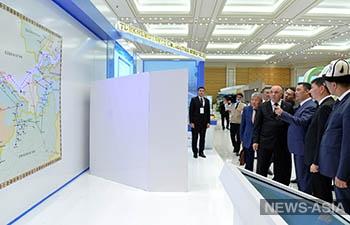В Кыргызстане хотят построить торговый дом Туркменистана