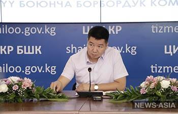 В Бишкеке проходят повторные выборы