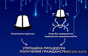 Этническим кыргызам упростили процедуру получения гражданства