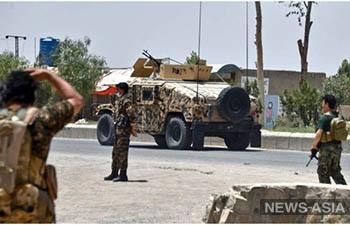 Афганистан заявляет, что может обратиться за военной помощью к Индии