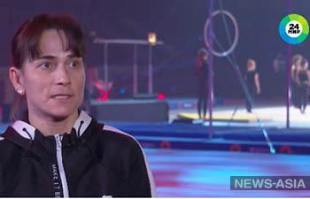 Гимнастка из Узбекистана 8-й раз едет на Олимпиаду