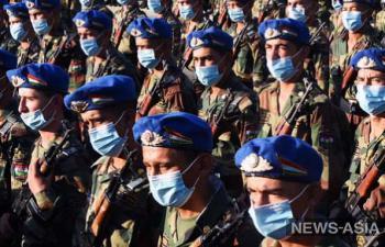 Таджикистан направил на границу с Афганистаном 20 тысяч солдат и офицеров