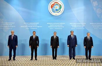 Главы государств Центральной Азии приняли Совместное заявление по итогам встречи в Туркменбаши