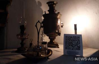 В бишкекском мемориальном Доме-музее М.В.Фрунзе появились QR-коды