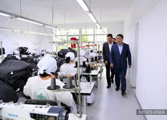 В Тюпском районе запущена швейная фабрика