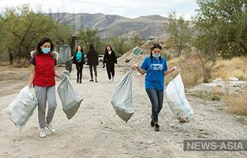 Кыргызстан в четвертый раз отметит Всемирный день чистоты