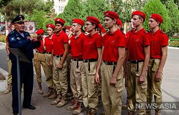 Ветераны 201-ой военной базы в Таджикистане провели викторину