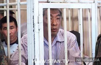 В Киргизии досрочно выпущен из тюрьмы организатор митингов, переросших в столкновения с милицией