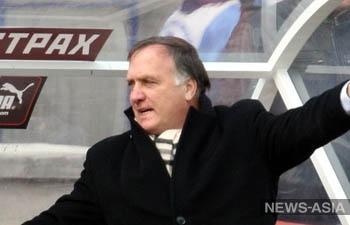 Дик Адвокат оценил игру сборной России в матче с Болгарией