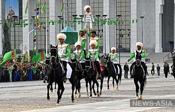 Мухаммед Абалаков: «Туркменистан идет по пути ускоренного развития»