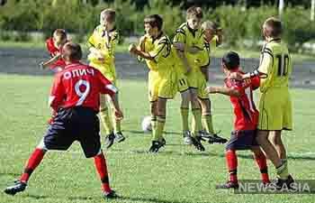 В Андижане создадут школу-интернат для футболистов