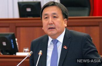 Киргизские парламентарии выбрали нового спикера