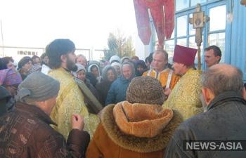 Престольный праздник в Кагане