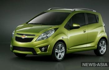 Мировая премьера Chevrolet Spark состоится в Женеве.