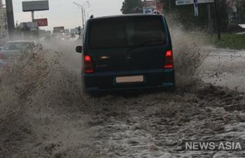 В Китае проливные дожди унесли жизни 24 человек