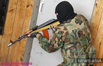 Киргизские бандиты похитили узбекского пограничника