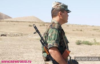 Киргизских пограничников взяли в плен узбекские
