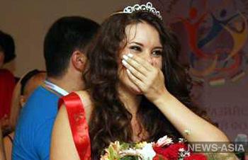 В Армении в рамках молодежного форума выбрали самую красивую девушку Евразии