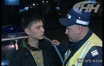 Пьяный атташе Киргизии лихачил по ночному Екатеринбургу