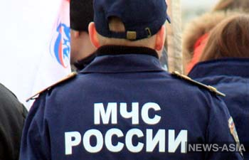 Российские спасатели создадут объединенную гуманитарную базу в Киргизии