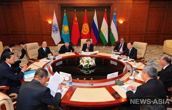 Главы правительств Шанхайской организации сотрудничества договорились о партнерстве в борьбе с терроризмом