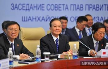 Китай выделит 10 миллиардов долларов на инфраструктурные и энергетические проекты стран ШОС