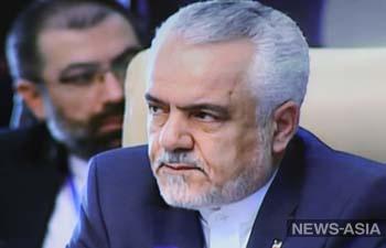 Иранский вице-президент стал почетным доктором Киргизского национального университета