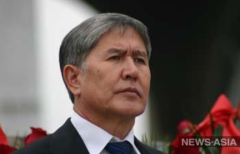 Алмазбек Атамбаев: «Никто не сможет столкнуть Кыргызстан и Узбекистан»