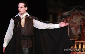 Спектакль «Изобретательная влюблённая» вновь на сцене русского театра