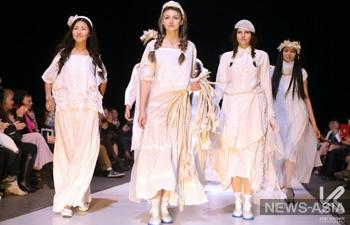 Неделя моды «Fashion - Week 2013» в Бишкеке