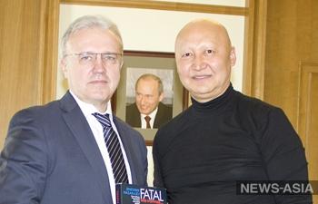Киргизский профессор займется борьбой с наркоманией и алкоголизмом в регионах России
