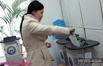 Киргизские мигранты проголосовали за стабильность