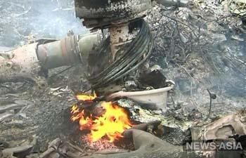 Изучением причин авиакатастрофы под Бишкеком займутся Соединенные штаты
