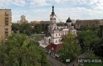В Москве выходцы из Азии ограбили храм великомученика Дмитрия Солунского