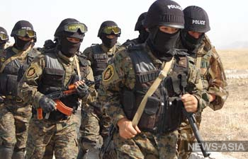 Центральная Азия разваливается и близка к войне