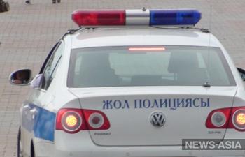 Казахская полиция объявила войну автомобилям с киргизстанскими номерами