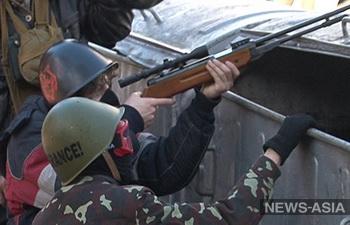 Путин призвал ФРГ осудить экстремистские действия украинской оппозиции