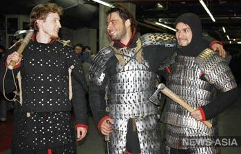 Киргизские рыцари из клуба «Гвардия» примут участие в «Битве Наций»