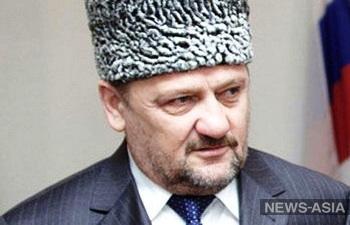 В Оше откроется мечеть имени Ахмата Кадырова