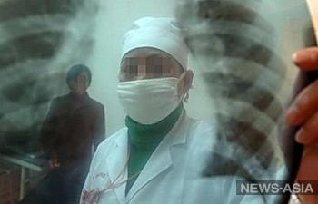 Туберкулез представляет серьезную опасность для населения Киргизии