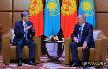 Товарооборот между Киргизией и Казахстаном превысил $1 млрд.