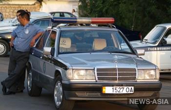 В Бишкеке преступники под видом милиционеров ограбили китайского бизнесмена