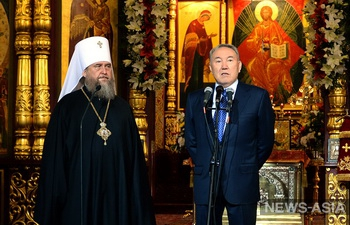 Нурсултан Назарбаев: «В нашей стране обеспечено равенство всех религий»